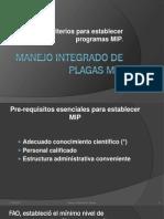 Tema 8 criterios MIP