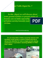 Road Traffic Digest No.7