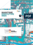 Maritime MBA 2011 by Euromed Management