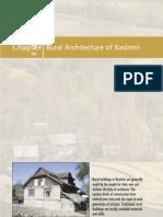 Rural Architecture of Kashmire