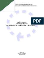 Guia Para to de Sesiones de Ensenanza y Aprendizaje1