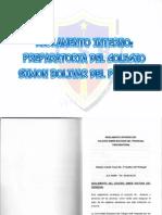 Reglamento Preparatoria CSB