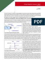 Charge Intergraion_Analog vs Digital