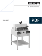 EBA 480EP Guillotine Manual-1