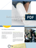 Socuial Security in Germany