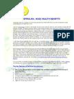 SPIRULINA (Huge Health Benefits)