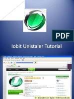 Iobit Unistaler Tutorial