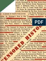EricD. Butler--Censored History (1974)