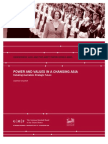 Power and Values in a Changing Asia