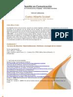 Conferencias Carlos Alberto Scolari