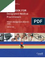 Dmp Handbook