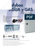 Safybox Agua y Gas
