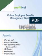 Benefit Net Introduction