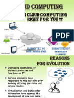 C8-BITM cloud computing