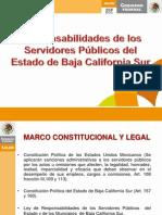 RESPONSABILIDAD SERVIDORES PÚBLICOS BCS