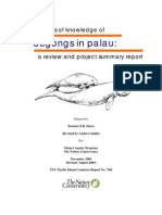 Community Centred Conservation (C3) Dugongs in Palau