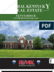 My Central Kentucky Real Estate September 2011