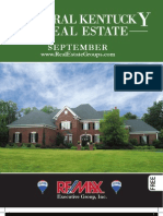 My Central Kentucky Real Estate September 2011