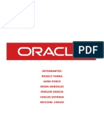 Instalar Oracle Database 10g
