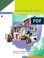 2010 Dashboard of Economic Indicators