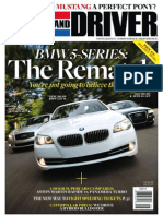 Car and Driver 2010-08