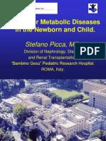In Born Error of Metabolic
