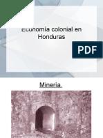 Economia Honduras