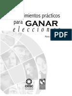 Conocimientos Prácticos para Ganar Elecciones - Mario Elgarresta