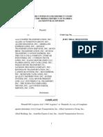 PJC Logistics v. AAA Cooper Transportation et. al.