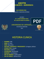 sesion clinica ascitis