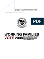 Wichita/Hutchinson Working Families Voting Guide