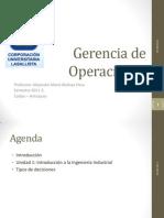 01 Gerencia Operaciones 5 de Agosto
