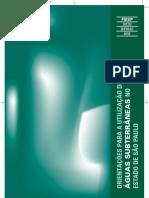 CARTILHA FIESP - Água Subterrânea - Manual do Poço - Procedimentos