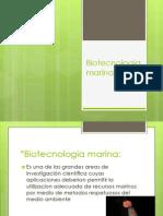 Biotecnologia Marina