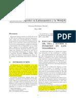 Web2 y Educacion Superior