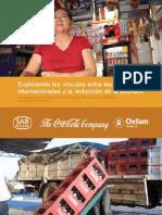 Explorando los vínculos entre las empresas internacionales y la reducción de la pobreza