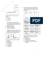 Science f 4 Montly Test-paper 1