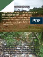 trabajo ambiental