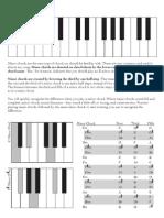 PL 6 Minor Chords