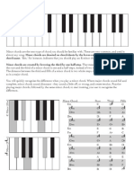 PL 6 Minor Chords
