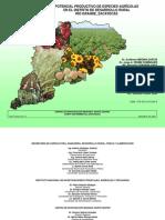 Potencial Productivo de Especies Agricolas DDR Rio Grande