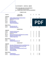 syllabus cse 5-8 [ regulation 2001 ]
