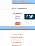 Presentation Bouygues