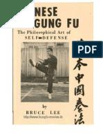Bruce Lee - Chinese Gung Fu the Philosophical Art of Self Defense
