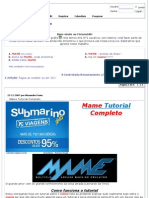Mame Tutorial Completo