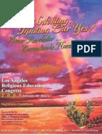 RECongress 2009 Registration Guidebook