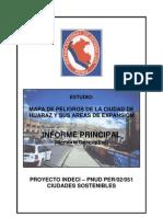 Huaraz DEfansa Civil