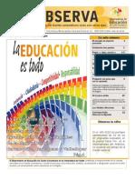 Boletín Observa # 11 OECC de la Universidad del Norte