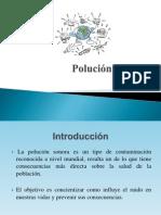 Polucion sonora