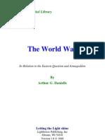 A. G. Daniells - Word War